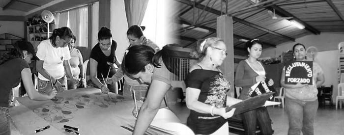 Desarrollo de la estrategia: Formación y formulación del plan local de Atención Psicosocial a víctimas de la violencia en el municipio de San Carlos en el departamento de Antioquia.