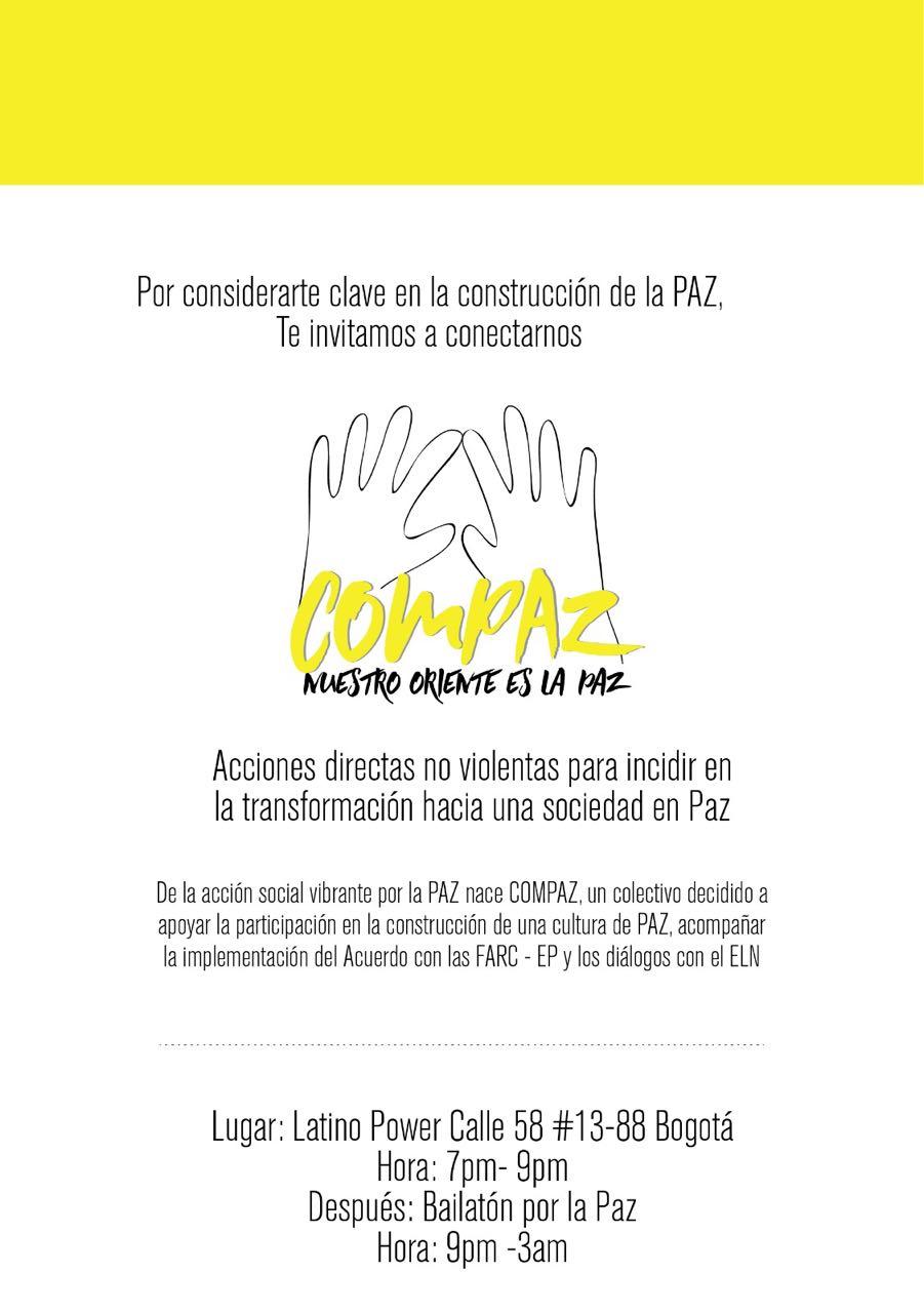 #COMPAZ